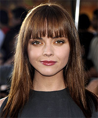 Christina Ricci hairstyles